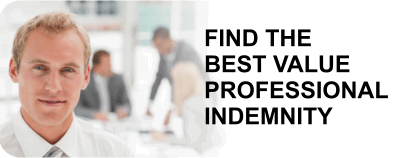 compare professional indemnity insurance