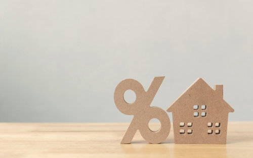 Buying a home when rates go up