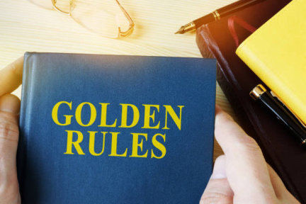 The Four Golden Rules Of Personal Finance